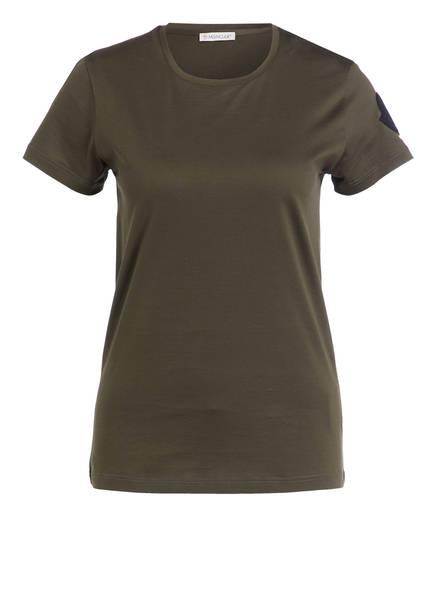 MONCLER T-Shirt, Farbe: KHAKI (Bild 1)
