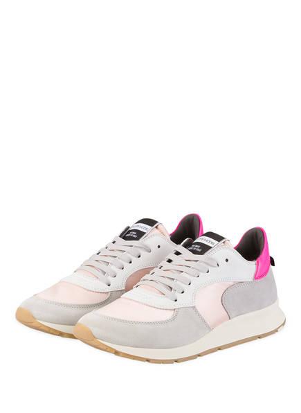 PHILIPPE MODEL Sneaker MONTECARLO, Farbe: ROSÉ/ GRAU (Bild 1)