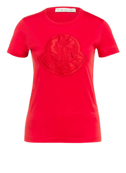 MONCLER T-Shirt, Farbe: ROT (Bild 1)