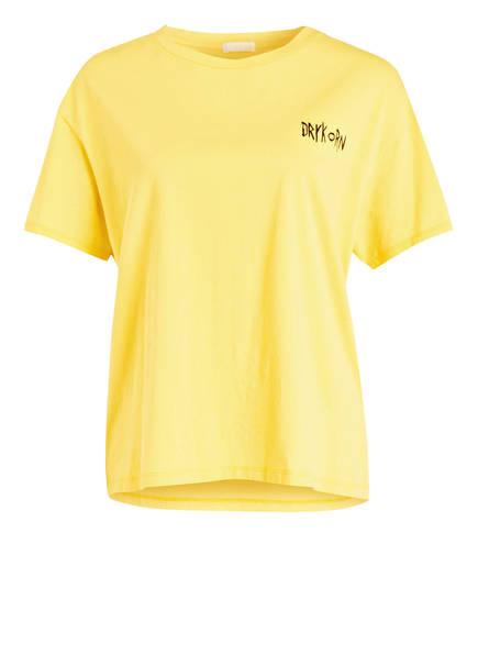 shirt T Drykorn Gelb Kyla shirt Drykorn Gelb T Drykorn T Kyla shirt nfxrxIw