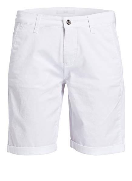 MAC Chino-Shorts, Farbe: WEISS (Bild 1)