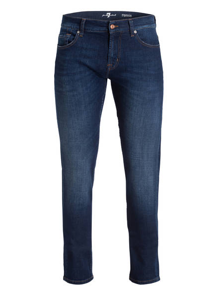 7 for all mankind Jeans RONNIE Skinny Fit, Farbe: DARK BLUE WITH AMF (Bild 1)