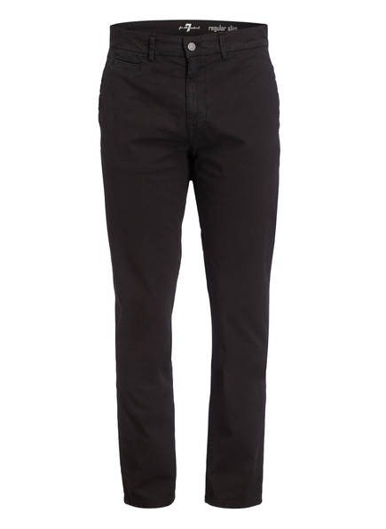 Slimmy Mankind Schwarz For 7 Fit Chino All Regular qx0xIgw4
