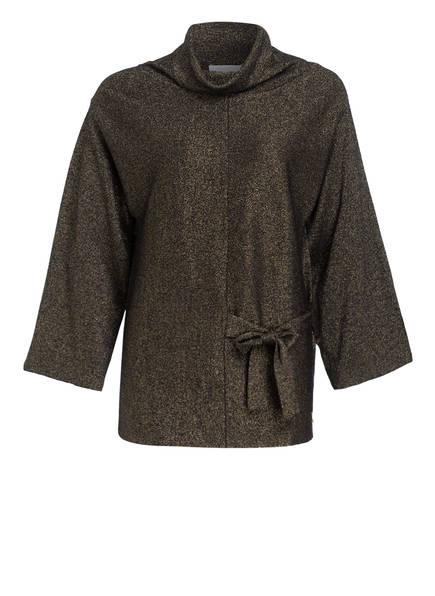 PATRIZIA PEPE Pullover , Farbe: SCHWARZ/ GOLD (Bild 1)