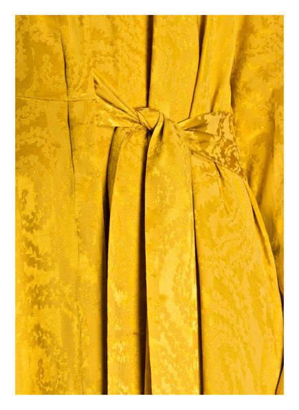 Stine Stine Goya Blusenkleid Blusenkleid Dunkelgelb Goya wvq6wRErn