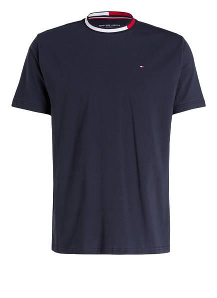 Tommy Hilfiger Lounge-Shirt blau