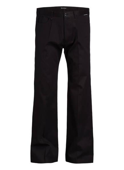BALENCIAGA Bootcut-Jeans, Farbe: SCHWARZ (Bild 1)