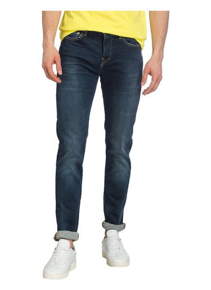 Fit Relaxed Religion Denim Jeans 4646 Blue Skinny True Rocco T4Sg4w
