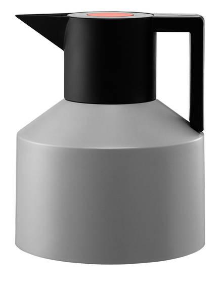 normann COPENHAGEN Isolierkanne GEO, Farbe: GRAU/ SCHWARZ (Bild 1)