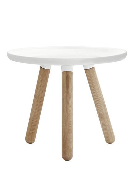 normann COPENHAGEN Beistelltisch TABLO TABLE SMALL , Farbe: WEISS (Bild 1)