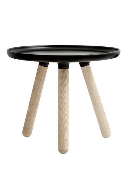 normann COPENHAGEN Beistelltisch TABLO TABLE SMALL , Farbe: SCHWARZ (Bild 1)
