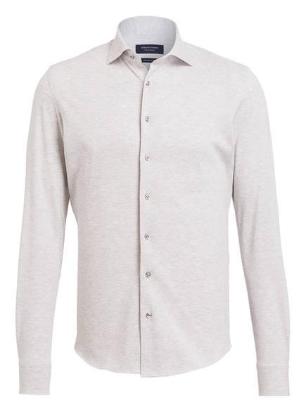 PROFUOMO Hemd Slim Fit, Farbe: HELLGRAU MELIERT (Bild 1)