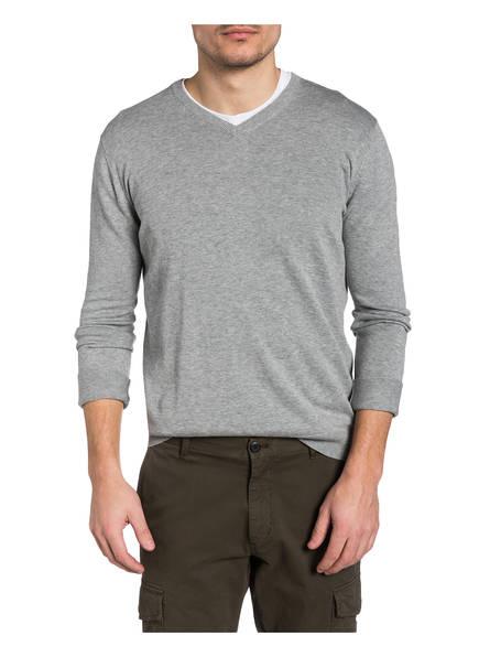 Profuomo Pullover Grau Profuomo Pullover Tndq08