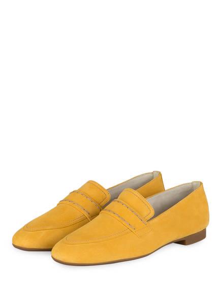 paul green Loafer, Farbe: GELB (Bild 1)
