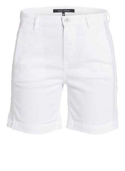 Marc O'Polo Shorts, Farbe: WEISS (Bild 1)