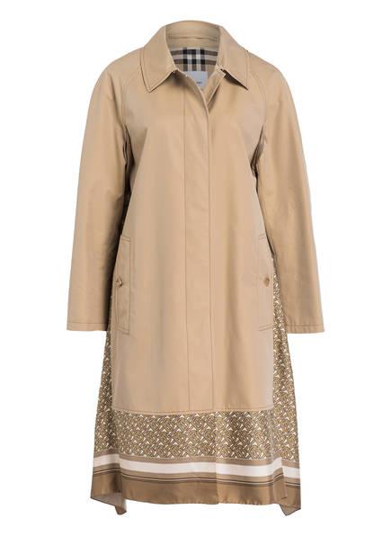 BURBERRY Trenchcoat, Farbe: CAMEL (Bild 1)