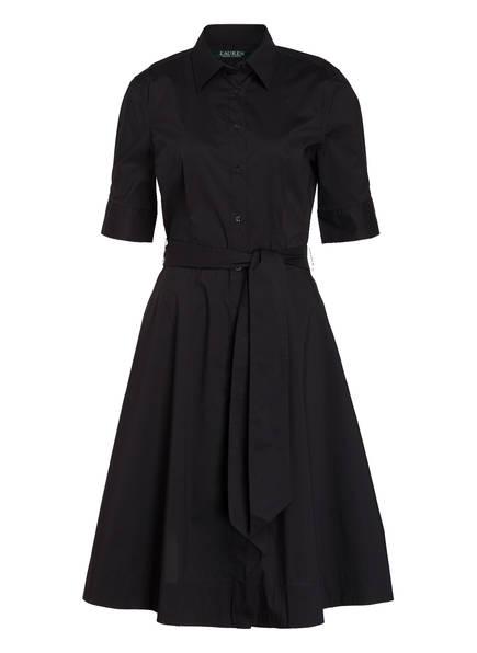 LAUREN RALPH LAUREN Hemdblusenkleid , Farbe: 002 POLO BLACK (Bild 1)