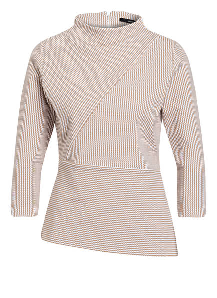 someday Pullover UILOO, Farbe: BEIGE/ WEISS (Bild 1)