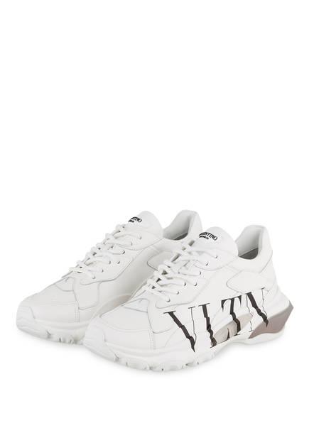VALENTINO GARAVANI Sneaker BOUNCE VLTN, Farbe: WEISS (Bild 1)