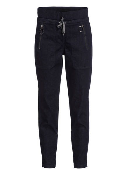 MAC 7/8-Jeans EASY , Farbe: DARK RINSE WASH (Bild 1)