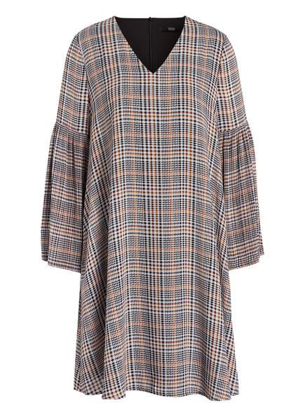 STEFFEN SCHRAUT Kleid mit 3/4-Arm, Farbe: CREME/ SCHWARZ/ ORANGE (Bild 1)