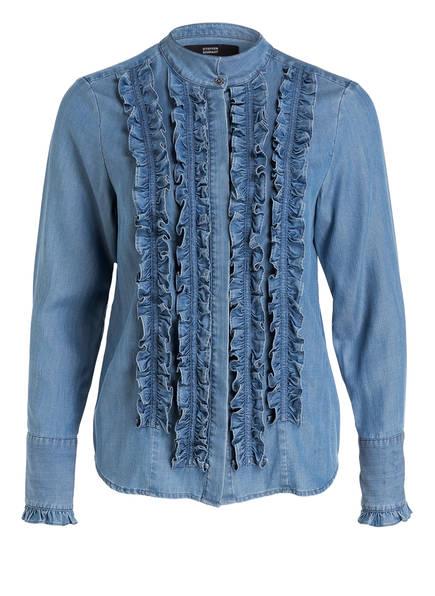 STEFFEN SCHRAUT Jeansbluse, Farbe: HELLBLAU (Bild 1)