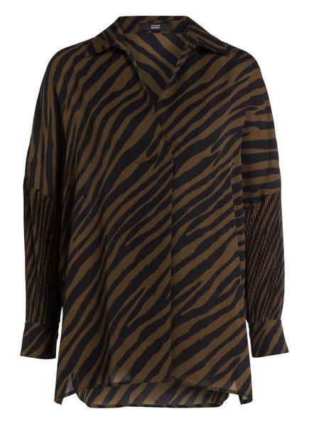 STEFFEN SCHRAUT Bluse, Farbe: KHAKI/ SCHWARZ (Bild 1)