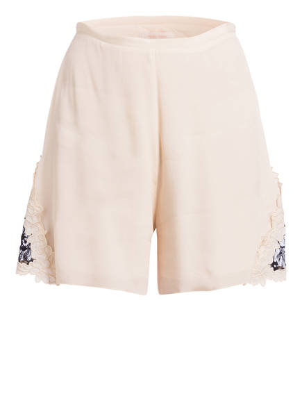SEE BY CHLOÉ Shorts , Farbe: CREME (Bild 1)