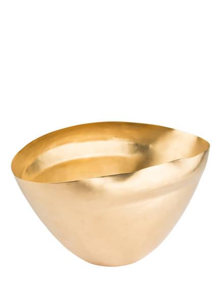 Tom Dixon Schale BASH SMALL, Farbe: GOLD (Bild 1)
