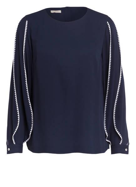 HOBBS Blusenshirt GINA, Farbe: DUNKELBLAU (Bild 1)