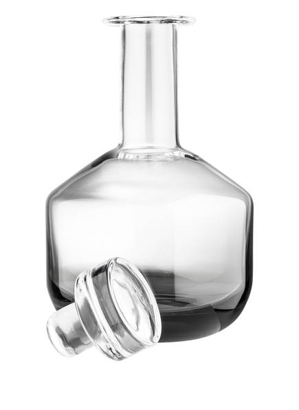 Tom Dixon Whisky-Decanter TANK , Farbe: TRANSPARENT/ GRAU (Bild 1)