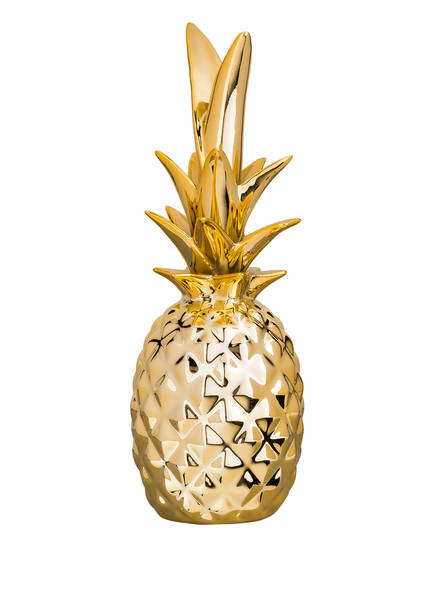 Bloomingville Deko-Ananas , Farbe: GOLD (Bild 1)