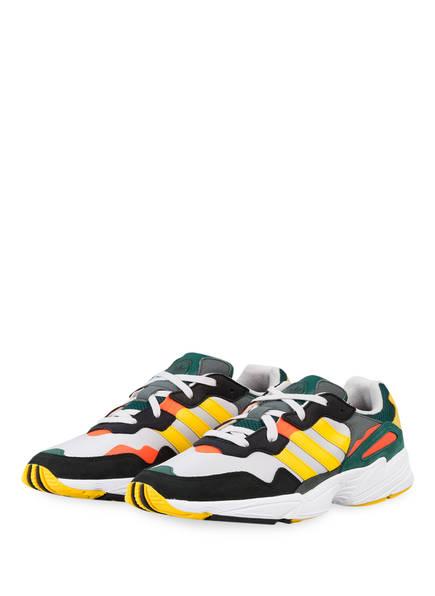 adidas Originals Sneaker YUNG-96, Farbe: GRAU/ GELB (Bild 1)
