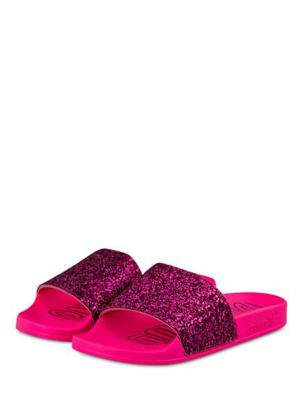 adidas Originals Pantoletten ADILETTE , Farbe: PINK (Bild 1)