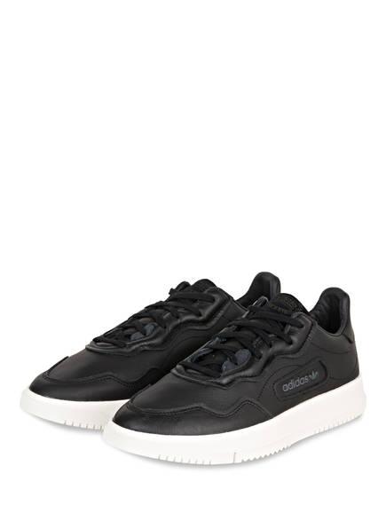 adidas Originals Sneaker SUPER COURT, Farbe: SCHWARZ (Bild 1)