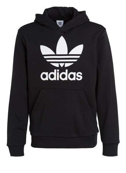 adidas Originals Hoodie, Farbe: SCHWARZ (Bild 1)