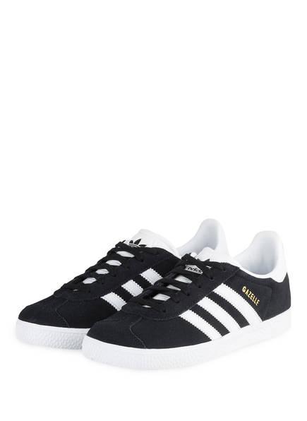 adidas Originals Sneaker GAZELLE, Farbe: SCHWARZ (Bild 1)