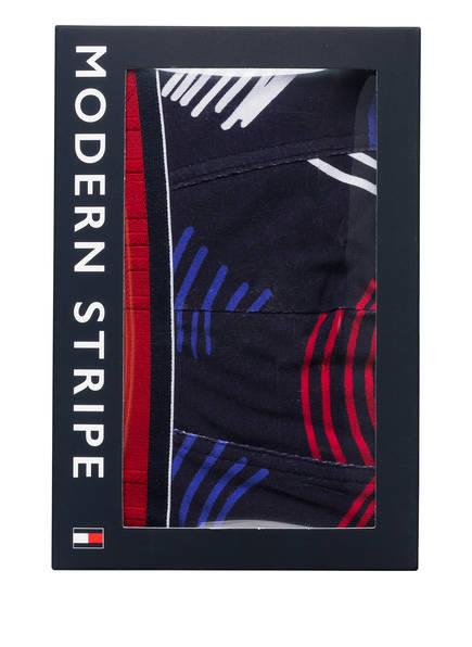 Modern Tommy Dunkelblau Hilfiger Stripe Boxershorts EETnw4FCxq