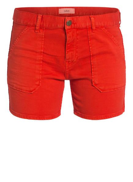ba&sh Jeans-Shorts CSELBY, Farbe: ROT (Bild 1)