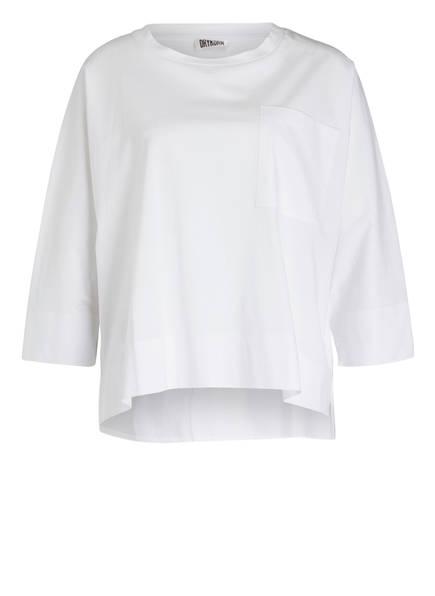 DRYKORN Shirt KAORI mit 3/4-Arm, Farbe: WEISS (Bild 1)