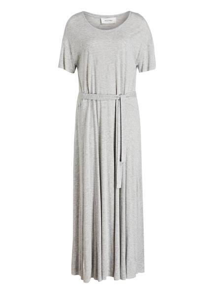 American Vintage Kleid JENOTOWN mit Leinen, Farbe: HELLGRAU MELIERT (Bild 1)