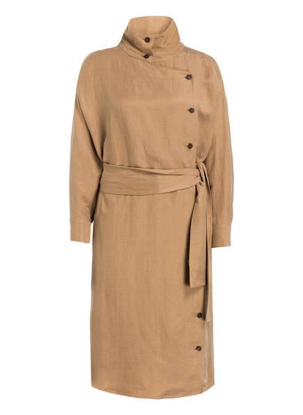 American Vintage Mantel FANY, Farbe: HELLBRAUN (Bild 1)