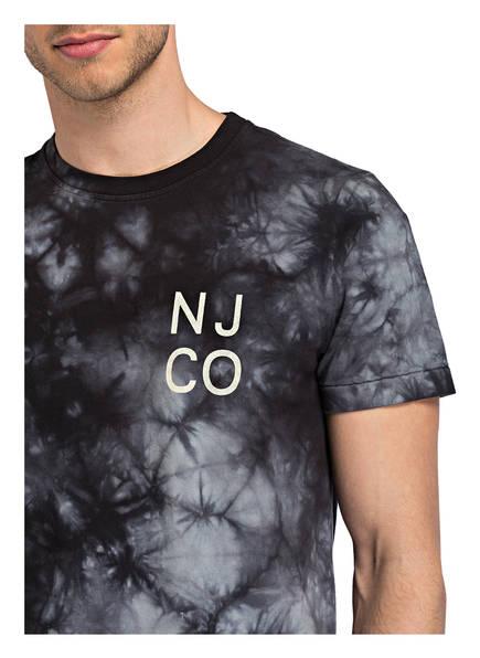 T-Shirt ROY von Nudie Jeans   DUNKELBLAU