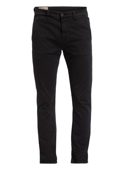 Nudie Jeans Chino SLIM ADAM Slim Fit, Farbe: BLACK (Bild 1)