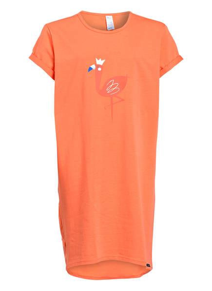 Skiny Nachthemd, Farbe: HELLROT (Bild 1)