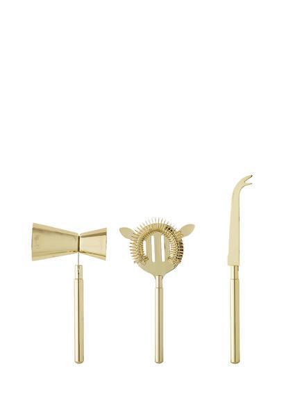 Bloomingville Bar Set, Farbe: GOLD (Bild 1)