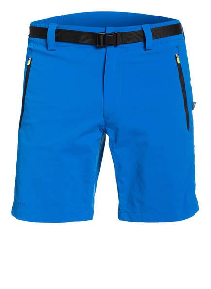 me°ru' Outdoor-Shorts LUGO, Farbe: BLAU (Bild 1)