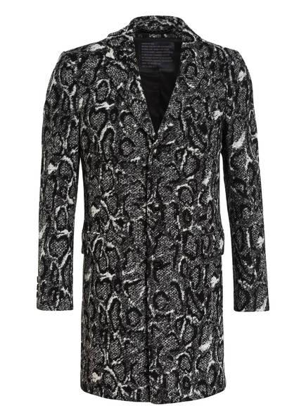 DRYKORN Mantel BLACOT, Farbe: SCHWARZ/ WEISS (Bild 1)