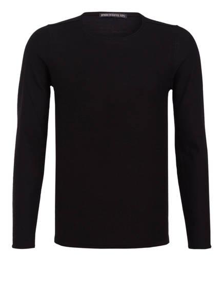 DRYKORN Pullover RIK, Farbe: SCHWARZ (Bild 1)
