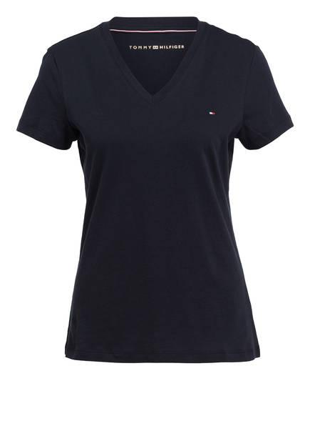 TOMMY HILFIGER T-Shirt HERITAGE, Farbe: DUNKELBLAU (Bild 1)